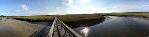 boardwalk panorama - sized