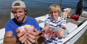 Ice Cream Boat - Payson & Tim