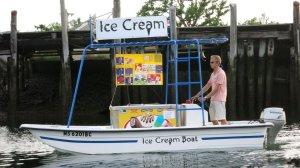 Ice Cream Boat - Tim