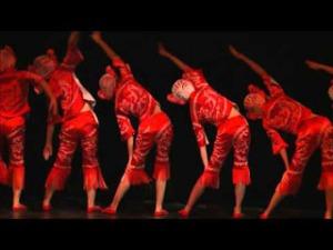 Confuscious Classroom - Dance Troupe 3