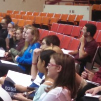 Students Continue to Learn, Grow and ENJOY at International Studies at SHS...