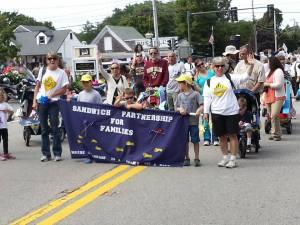 Stroller Parade!
