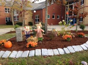 Fall Garden #1