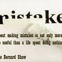 Reflections on the Importance of Making Mistakes