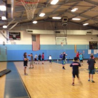 Morning Games with Mrs. Joy at Wing School