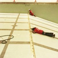 Pool Work - Fixing the Leak!