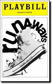 Runaways playbill