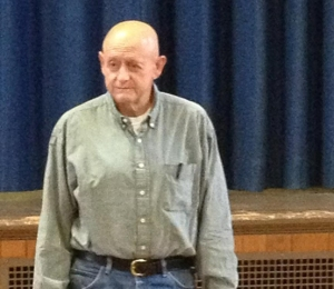 Ed Hoxie, a former teacher and student at Wing!