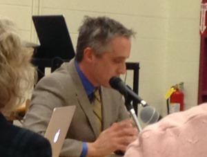 Marc Smith, Forestdale Principal