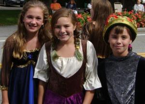 parade - FD kids #2