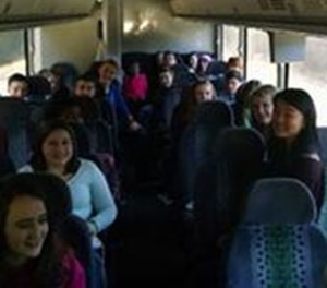 Project 351 Bus Ride