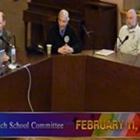 STEM Science Advisory Board Presentation @ School Committee - February 11, 2015