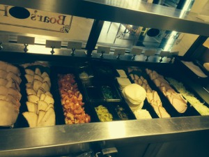 School Lunch - Made to Order Deli Bar