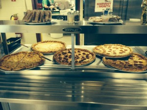 School Lunch - Pizza Selections