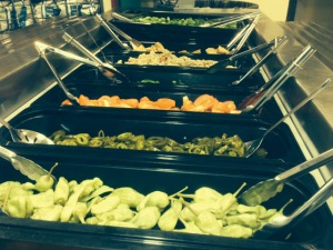 School Lunch - Salad Bar