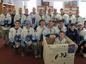 SHS Hockey & PJs #2