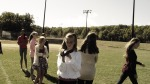 STEM Students have filmed classmates involved in experiments.