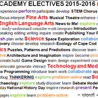 STEM Academy Electives: What the Students Say...