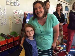 Kindergarten Writing Celebration #19