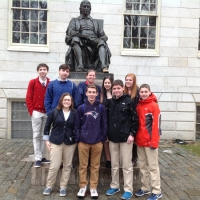 Latin Students Compete at Harvard