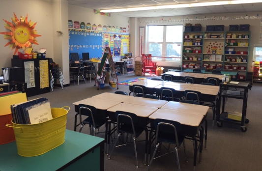 August Classroom #1