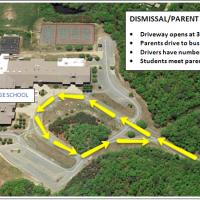 Parent Pick-Up and Drop-Off at Oak Ridge