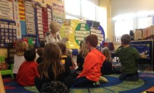 Kindergarten at Forestdale - a most wonderful place!