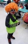Student in costume #1