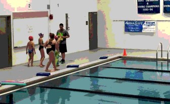 Sunday Afternoon Swim Lessons - the place to be!