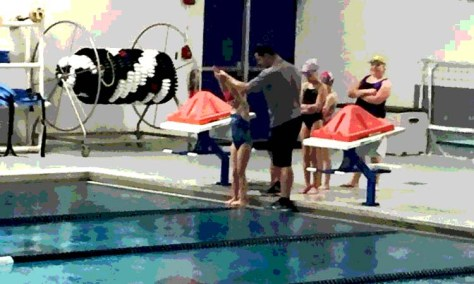 Learning to Dive #1