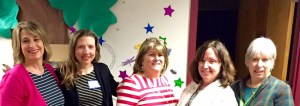 Ms. Williamson, Ms. Barbosa, Ms. Clifford, Ms. Melillo and Ms. Leary
