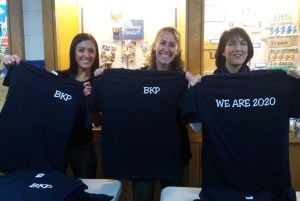 We are 2020! BKP Tee-Shirts for all.