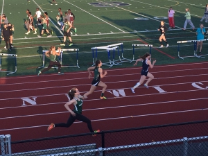 Atlantic Coast League Meet was held at SHS