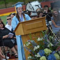 Salutatorian Speech: Abby Bates