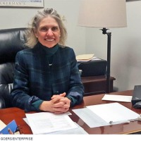 Dr. Booras Shares her thoughts about Retirement with the School Committee