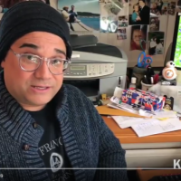 Inspirational Video Profile of Knight's Theater Company's Kevin Lasit by SHS Students