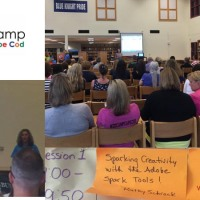 A Great Time was had by All at 5th Annual Edcamp Cape Cod @ SHS/STEM Academy!