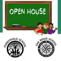 Elementary Open House Dates Announced!