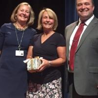 SHS Teacher of the Year - Mary Kelly!