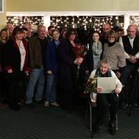 2017 Sandwich Public Schools Volunteer of the Year - Mrs. Mary Sorenti