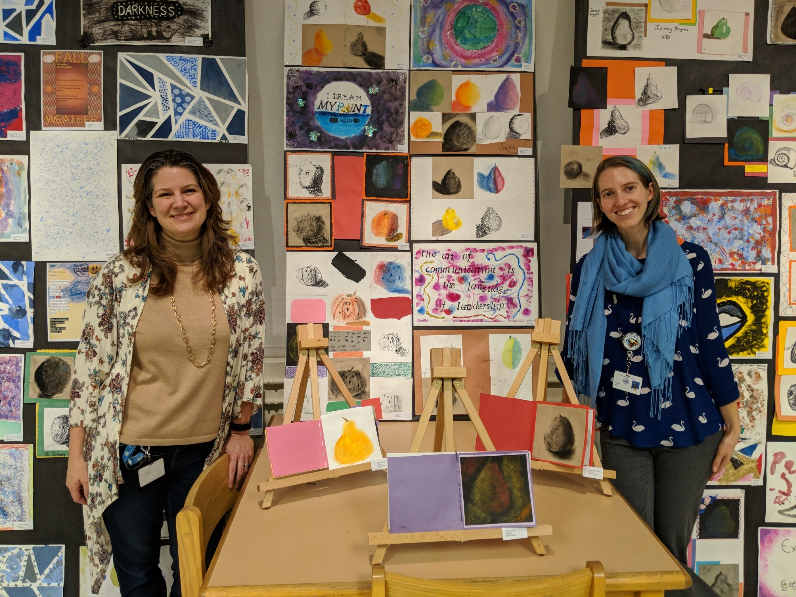 STEM Academy Art Teachers