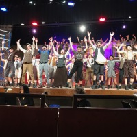 Extra! Extra! Read all about it! Newsies is a smash hit!