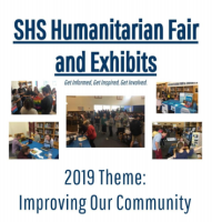 2nd Annual Humanitarian Fair: Improving Our Community